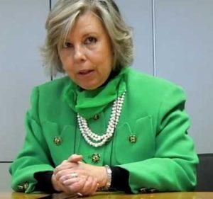 Commissario Alessandra de Notaristefani di Vastogirardi