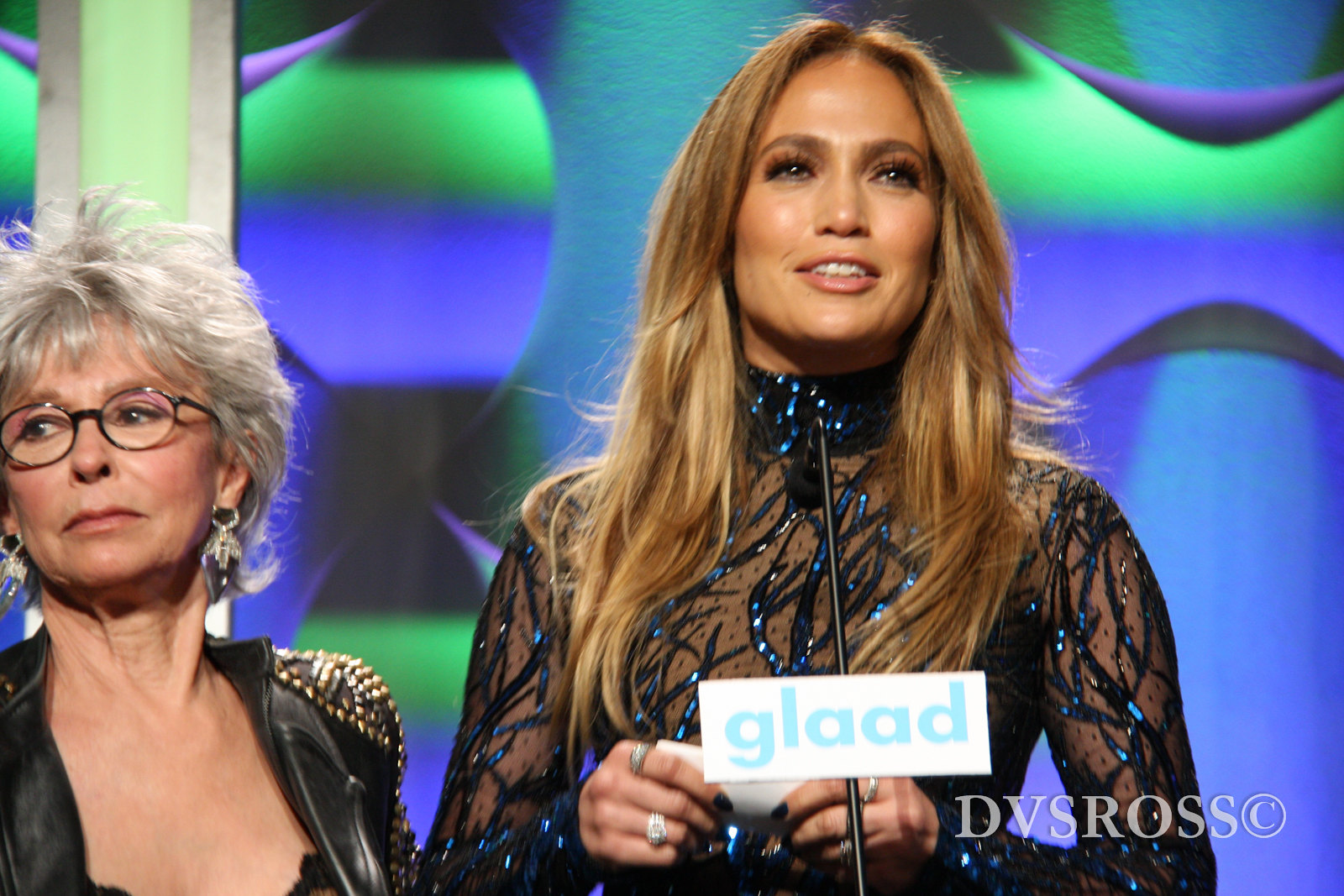 Photo: Flickr, DVSROSS - GLAAD 2014 - Jennifer Lopez - Casper-49 Source URL: https://bit.ly/38hbyGJ Attribution 2.0 Generic (CC BY 2.0)