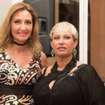 Le organizzatrici Daniela Corti e Silvia Jacopini