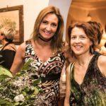 Daniela Corti con la giornalista Serena Patriarca