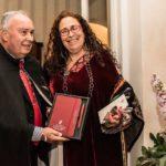 La padrona di casa , Paola Igliori e il professor Raponi